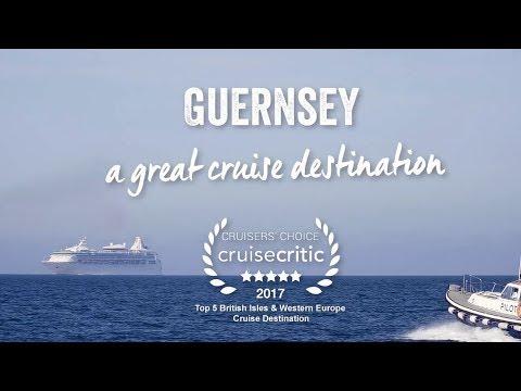 Guernsey Cruise Film 2017