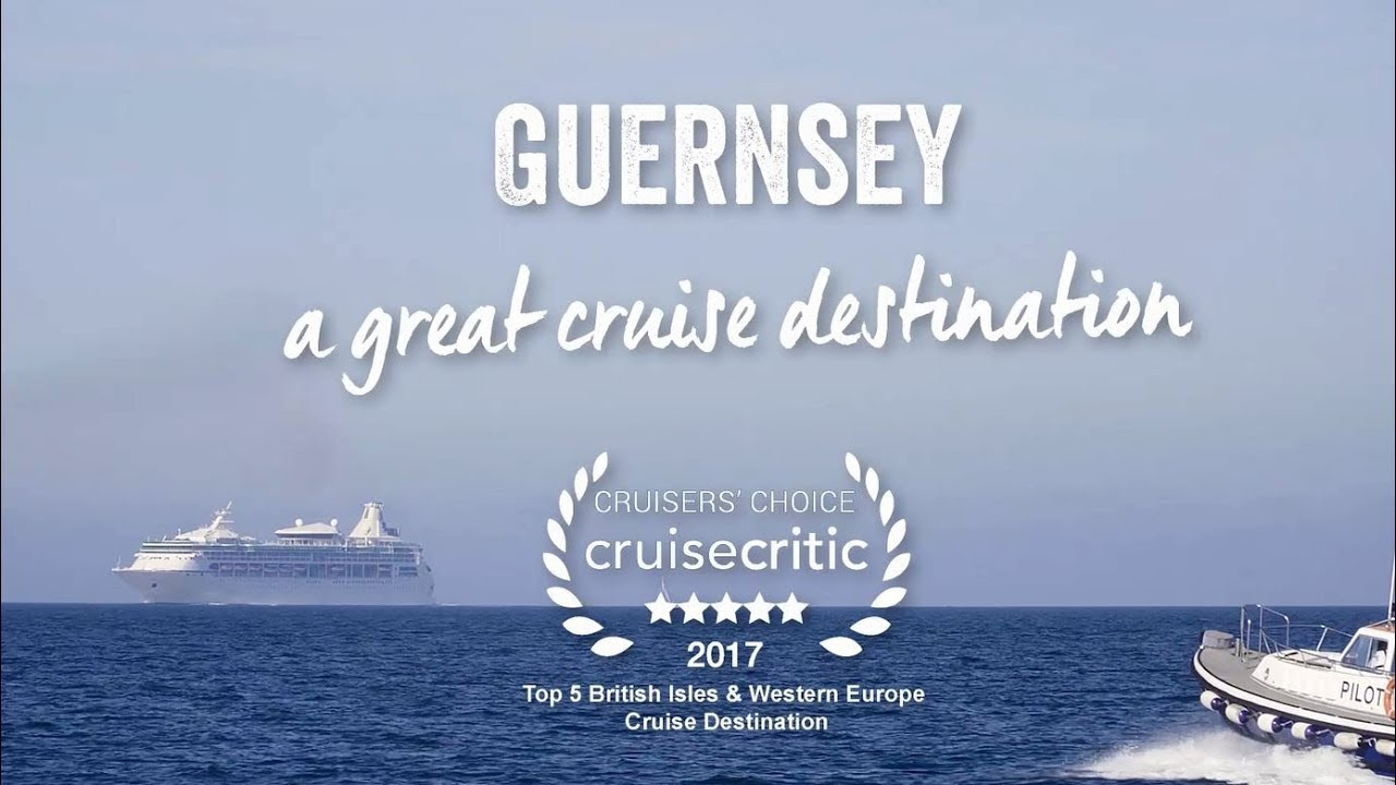 Visiting Guernsey by Cruise - Guernsey Port Guide   Visit Guernsey