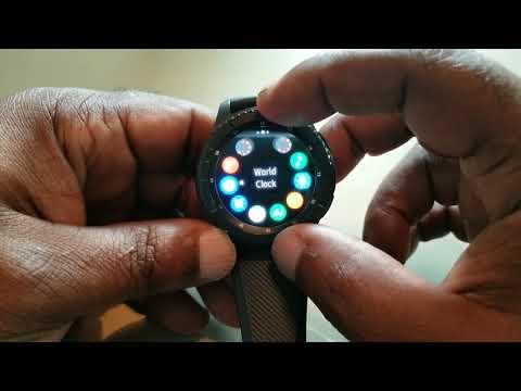 Samsung's Gear S3 Frontier Smart Watch Review