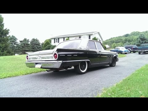 Lowering a 1962 Ford Fairlane for $30. - YouTube