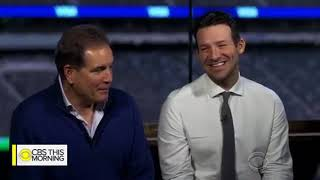Tony Romo and Jim Nantz find Chemistry in the Broadcast Booth
