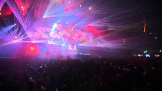 Sneijder Live @ Transmission 2013: The Machine Of Transformation
