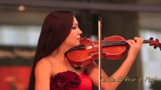 Olga Trifonova Classical Violin romantic music Dubai