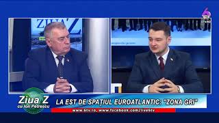 "ZIUA Z 2018 10 18 - LA EST DE SPAȚIUL EUROATLANTIC: ""ZONA GRI"""