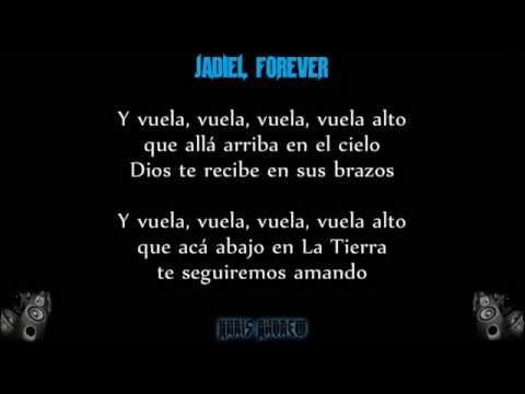 Jadiel Forever RIP Jadiel (Letra)