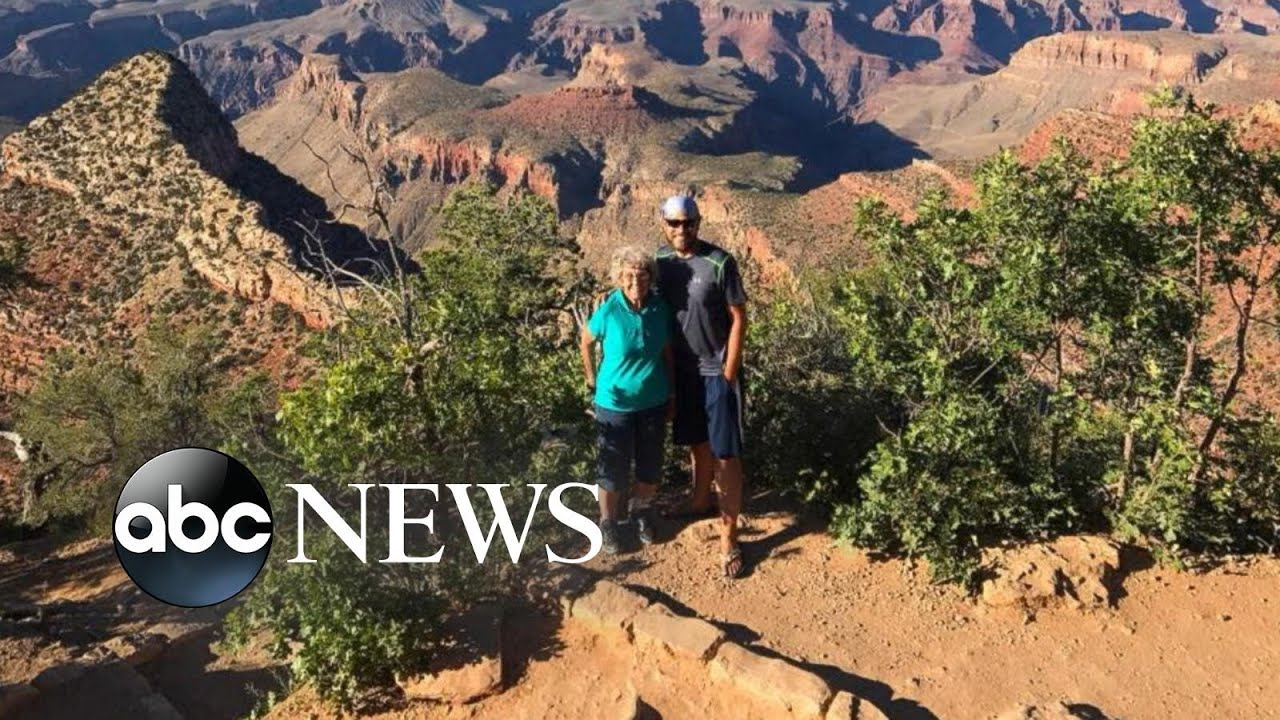 ABC News:Grandma-grandson duo road trip to 29 US national parks and counting