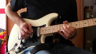 quintessence - mastodon - hybrid picking part - with guitar tabs