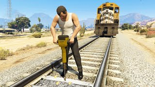 GTA 5 FUNNY/CRAZY MOMENTS #3 (GTA 5 Fails Funny Moments)