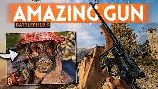 AMAZING New Full-Auto Recon Weapon 💥 Battlefield 5 Trench Carbine