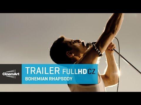 Bohemian Rhapsody  (2018) oficiální HD trailer #2