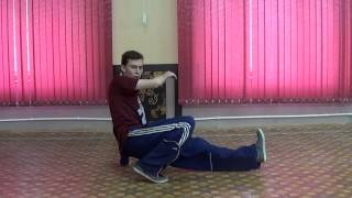 Breakdance Tutorial | Footwork | Two Step (2 Step)