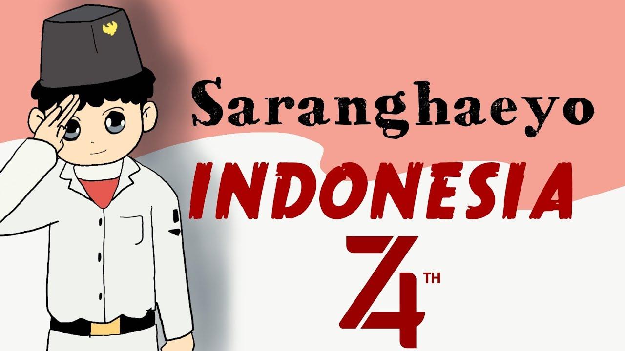 Kartun Lucu Bersatu Bersama Animasi Indonesia Wowo Dan Teman Teman Animasi 17an