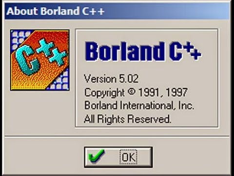 Borland turbo c++ free download youtube.