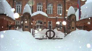 Cetinje pod snijegom feb 2012