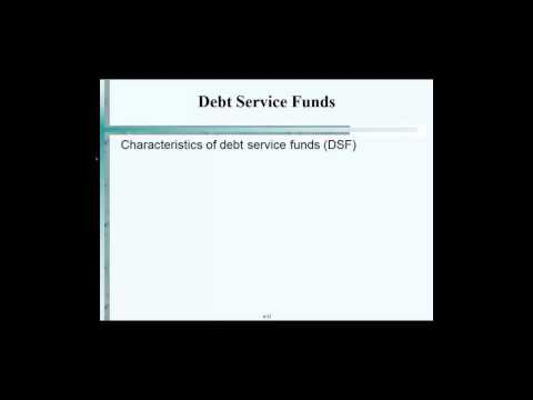 debt-service-funds