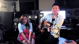 Repeat youtube video Titanium - David Guetta ft. Sia [AJ Rafael ft. KZ Tandingan] | AJ Rafael