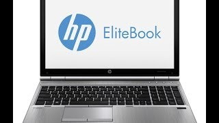 Laptop Keyboard Replacement - HP EliteBook 8570p - How To