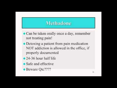 Prescription Drug Detoxification Concepts