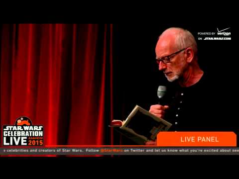 Ian McDiarmid reading Star Wars Shakespare