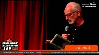 Ian McDiarmid reading Star Wars Shakespare