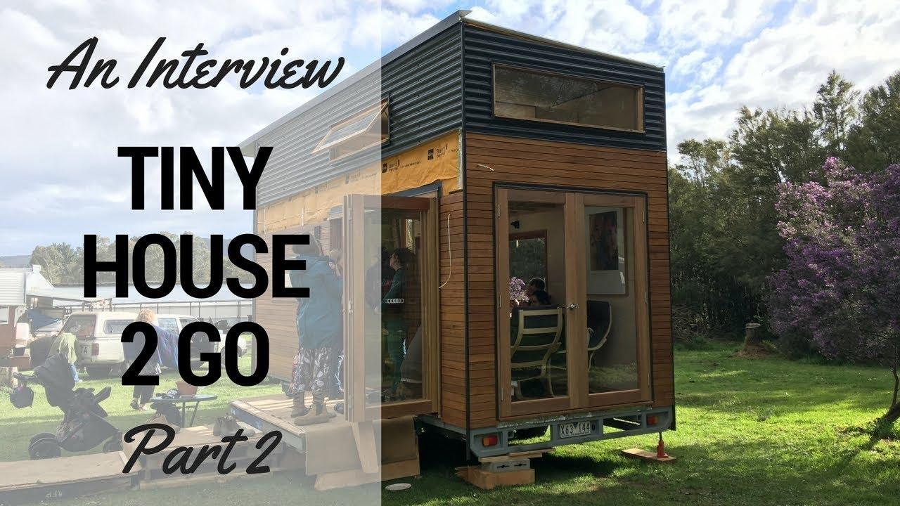 Tiny Houses Australia Supports Mia Mia Tiny Houses Youtube