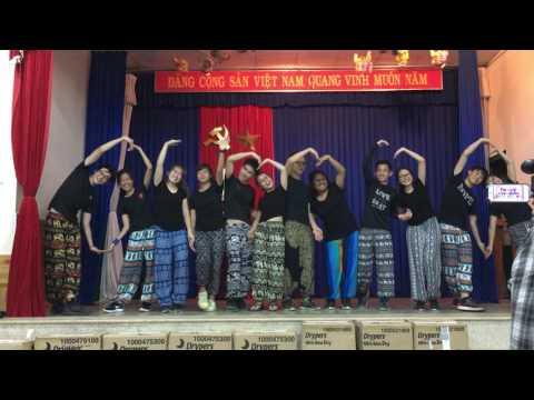 IB TCSH Cultural Dance @ Vietnam