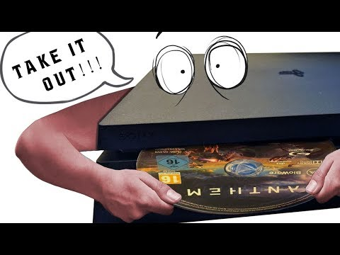 EA RESPONDS TO ANTHEM CRASHING PS4 CONSOLES, XBOX DITCHING DISCS? & MORE