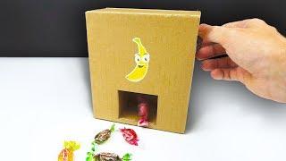 видео Как сделать из бумаги автомат своими руками?