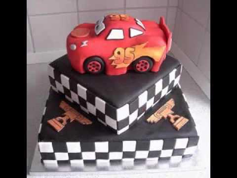 Kreative Auto Kuchen design Deko-Ideen . - YouTube