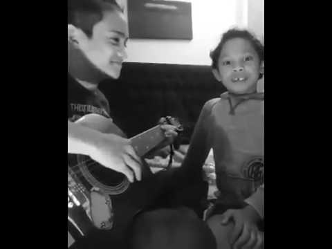 Closer (cover ) - Franco Rodriguez with Breakout Child Star Awra Briguela
