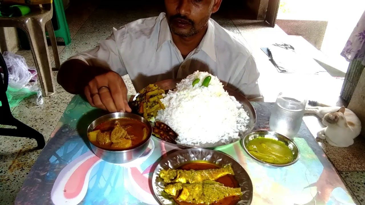 Heavy Rice Challenge with Me   One Kg Rice Eating Show   Break All The Past Record