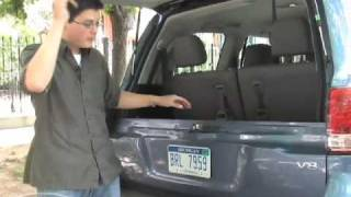 2008 Toyota Land Cruiser/ In-Depth: Seating