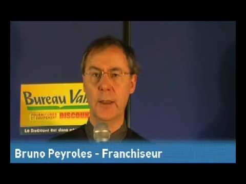 Bruno Peyroles Fondateur Bureau Valle Franchise YouTube