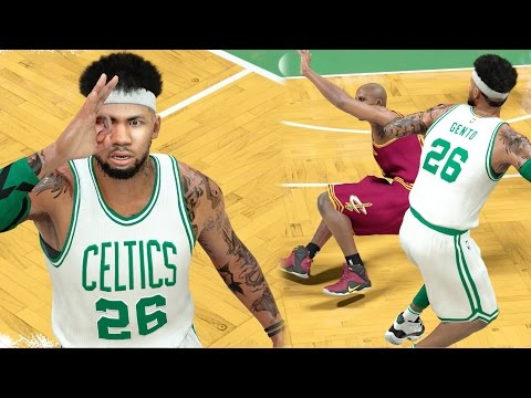 NBA 2k17 MyCAREER Playoffs - Eastern Conference Finals! Back to Back Ankle Breakers!! CFG1 Ep. 102