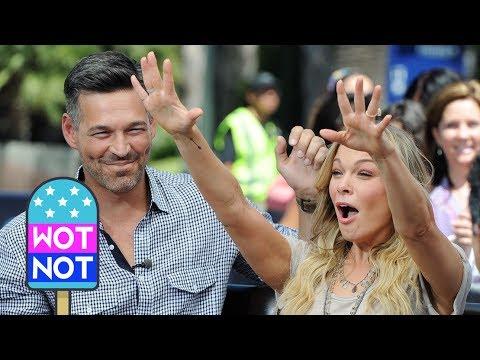 LovE Is LovE Is LovE: LeAnn Rimes & Eddie Cibrian in Couple down