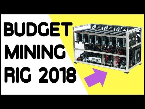 How To Build Budget Mining Rig In 2018 As Beginner