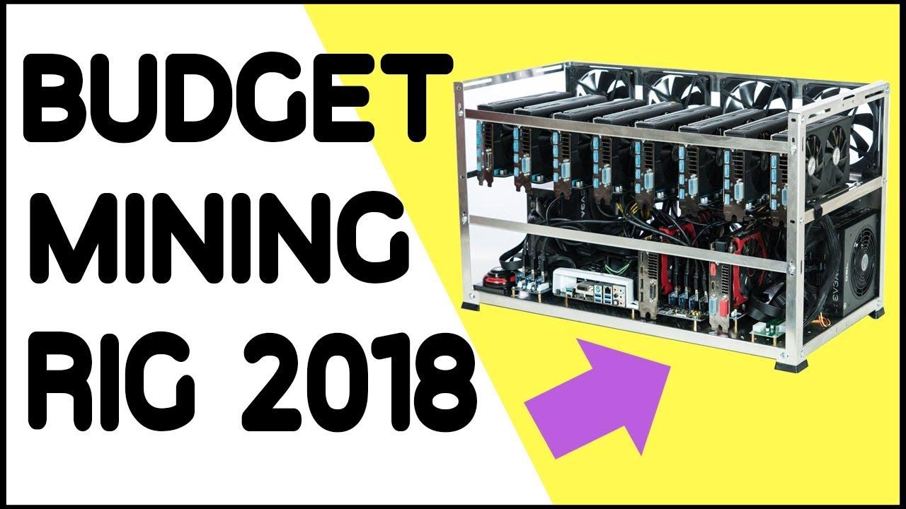 beginner bitcoin mining rig