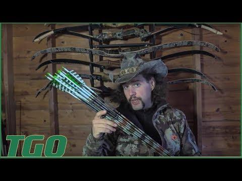 TGO   Easton FMJ Camo Hunter Arrow Review