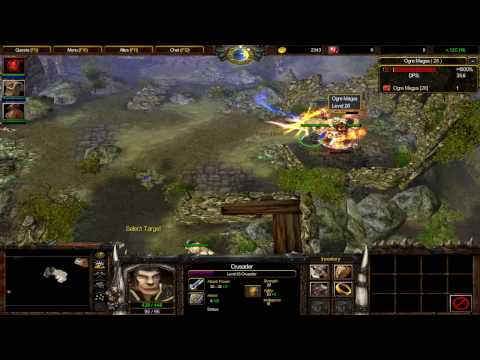 Warcraft 3 TFT - Gaias Retaliation ORPG #1