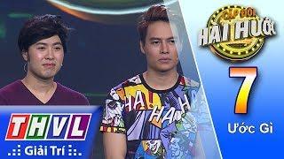 THVL | Cặp Đôi Hài Hước Mùa 2 - Tập 7[2]: Anh Muốn Em Sống Sao - Võ Tấn Phát, Akira Phan
