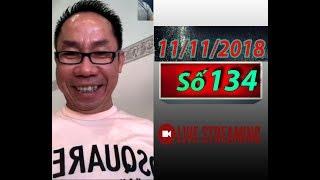 Tân Thái tối Ngày 11/11/2018 số 134: Nổi đau dân tộc và nổi lo mất nước ( HD )