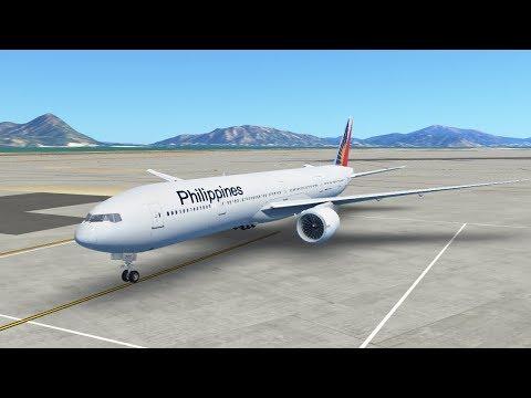 Infinite Flight Simulator Global | VHHH - RPLL Flight CA. 008 ✈