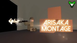 ARISAKA Long Range | Montage | Call of Robloxia 5 | ROBLOX