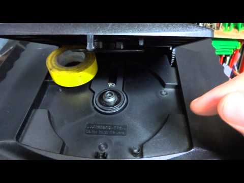 Neo Geo CD Disk Won`t Spin / Wont Read Disk Trouble Shooting And Repair Tips