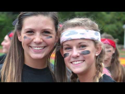 grad 2016 Kelly Larkin Navy lacrosse