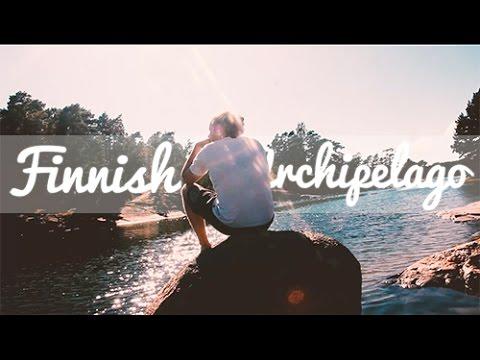 Archipelago Island Hopping in Finland! | Dave Cad