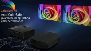 Acer X117H DLP Projector