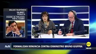 "Baixar ADN | Gilbert Violeta ""No hay dudas de que Pedro Chávarry está siendo digitado por Keiko Fujimori"""