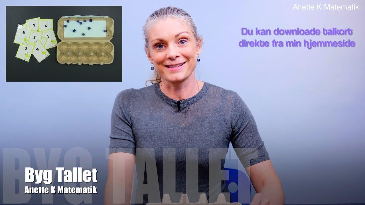 Byg Tallet /Anette K Matematik