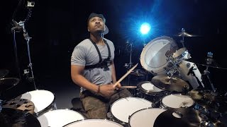 GoPro: Getting the Shot with Tony Royster Jr. - Mouthcam Drum Solo